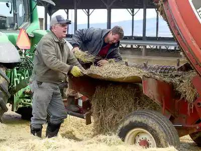News Leader Talks to OH About Hemp Farming